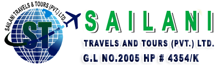 Sailani Travels Logo